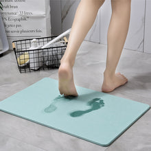 Load image into Gallery viewer, Fast Drying Absorbent Bathroom Mat