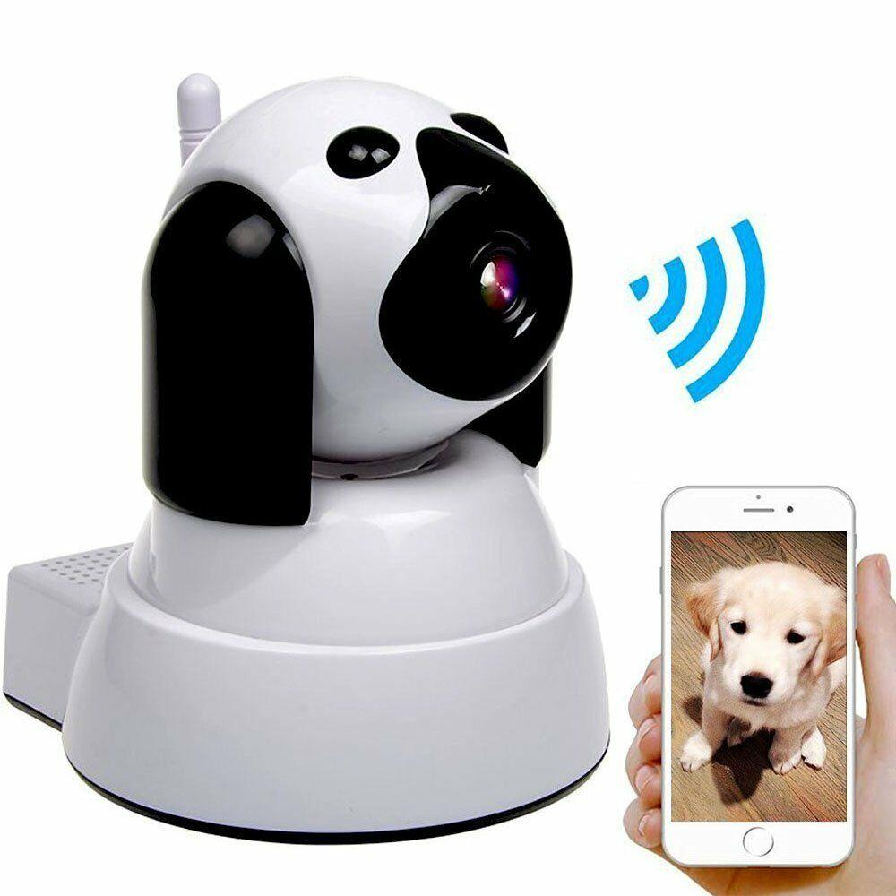 Dog IP Cam Wireless Security Camera HD 720P WiFi Baby Cam Pet Monitor