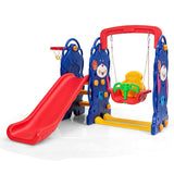 Swing Playset 3 in 1 Toddler Climber