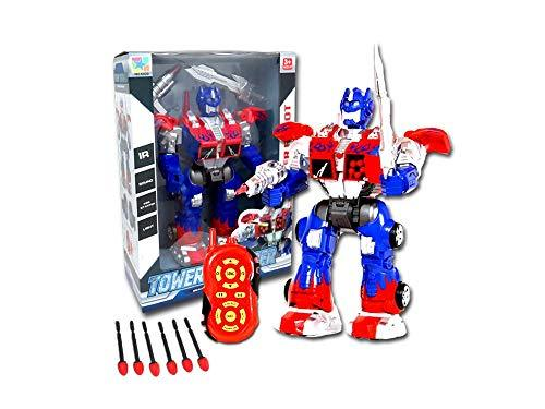 Transformer Battle Talking Dancing Infrared Ray Remote Control Robot Series