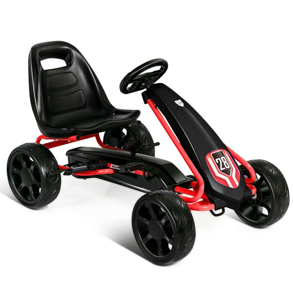 Kids Ride On Toys Pedal Powered Go Kart Pedal Car
