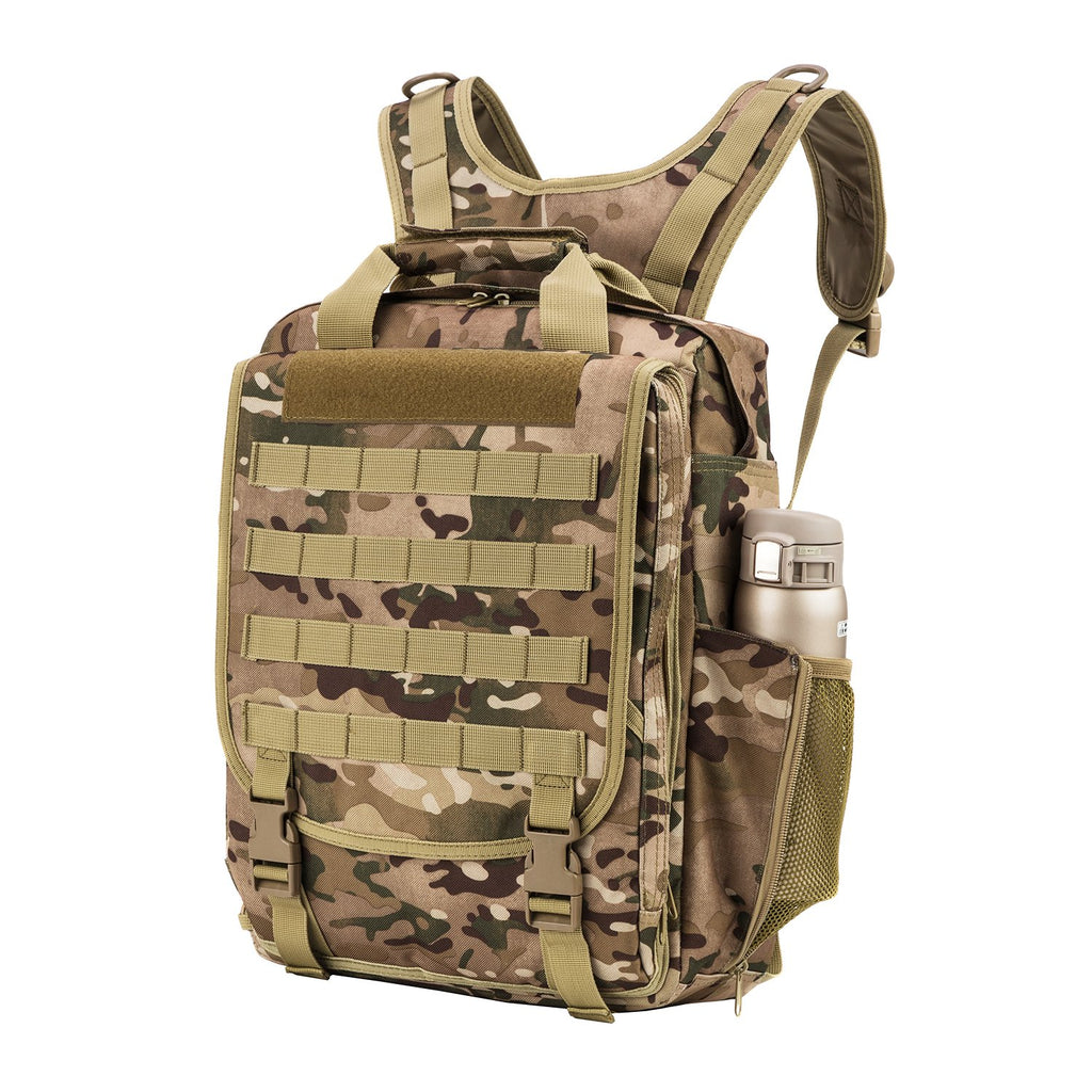 Laptop Bag Backpack (Camo)