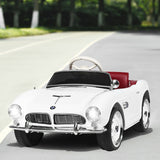 12 V BMW 507 Licensed Electric Kids Ride On Retro Car