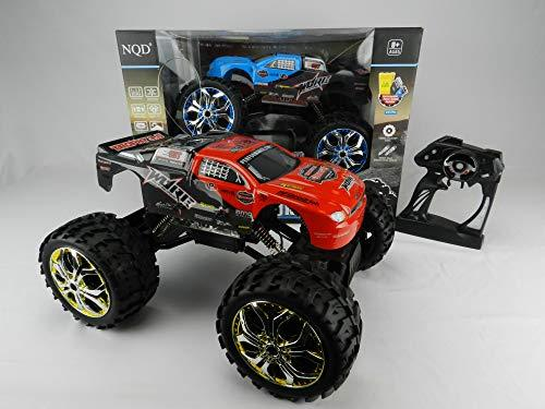 Rock Crawler King (Red)