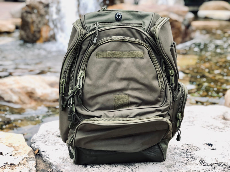 Bounty Hunter Backpack - Olive