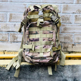 Assault Backpack - Desert Camo