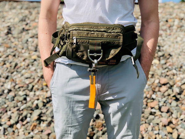Parachute Fanny Pack - Olive