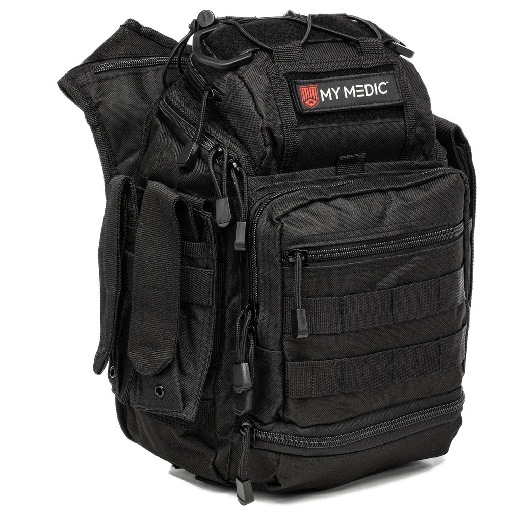 My Medic Recon Advanced First Aid Backpack - Advanced First Aid Kit