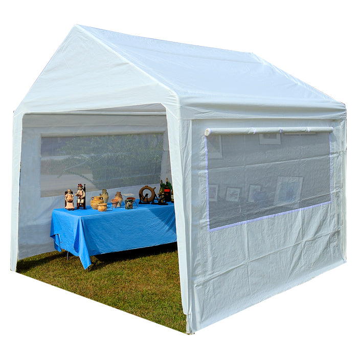 Canopy Booth - Tent Size 10 ft x 10 ft
