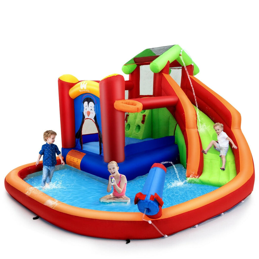 Bounce House Magic Castle Inflatable Bouncer without Blower