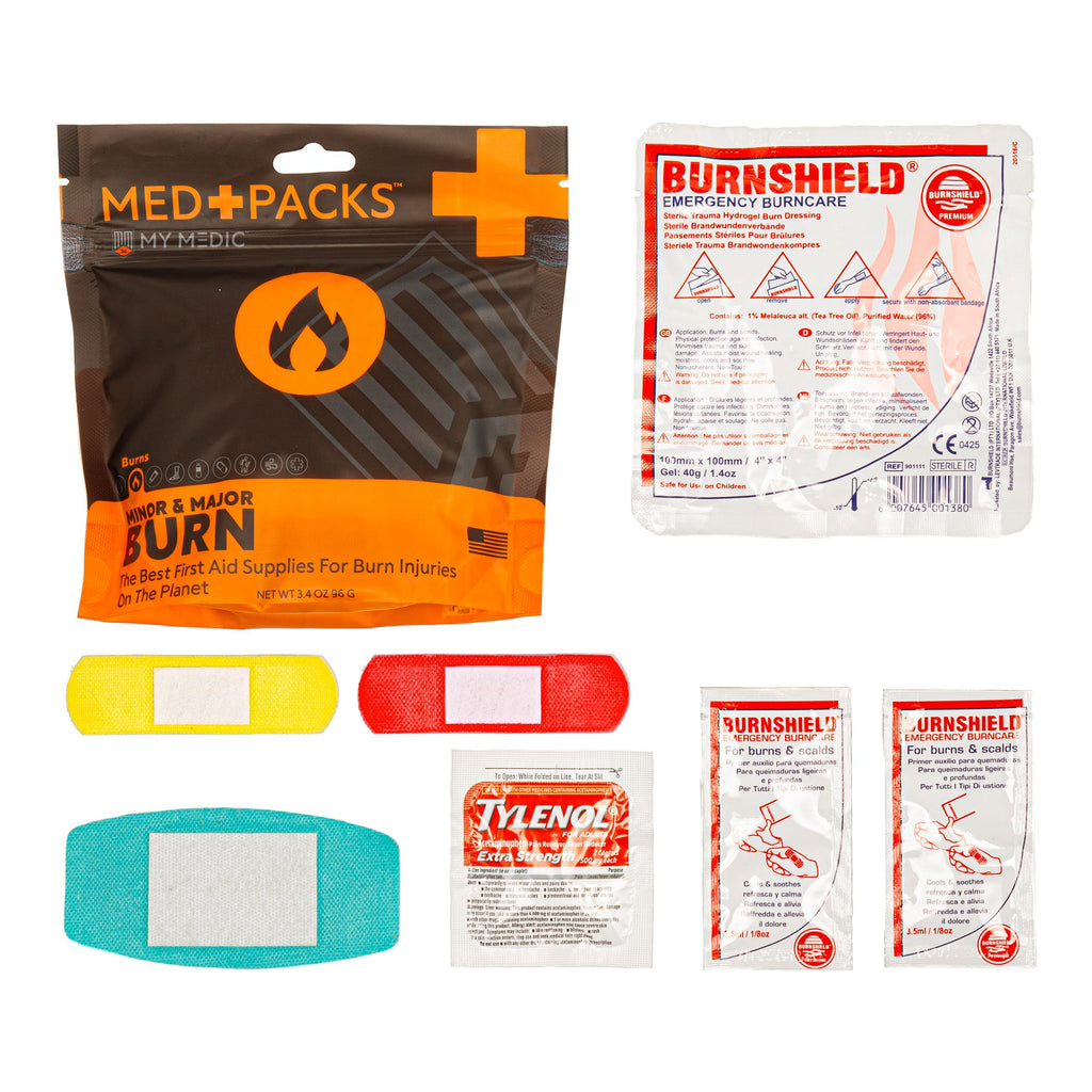 MedPack Burn Pack - First Aid Pack