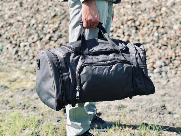 Duffel Bag - Graphite Green