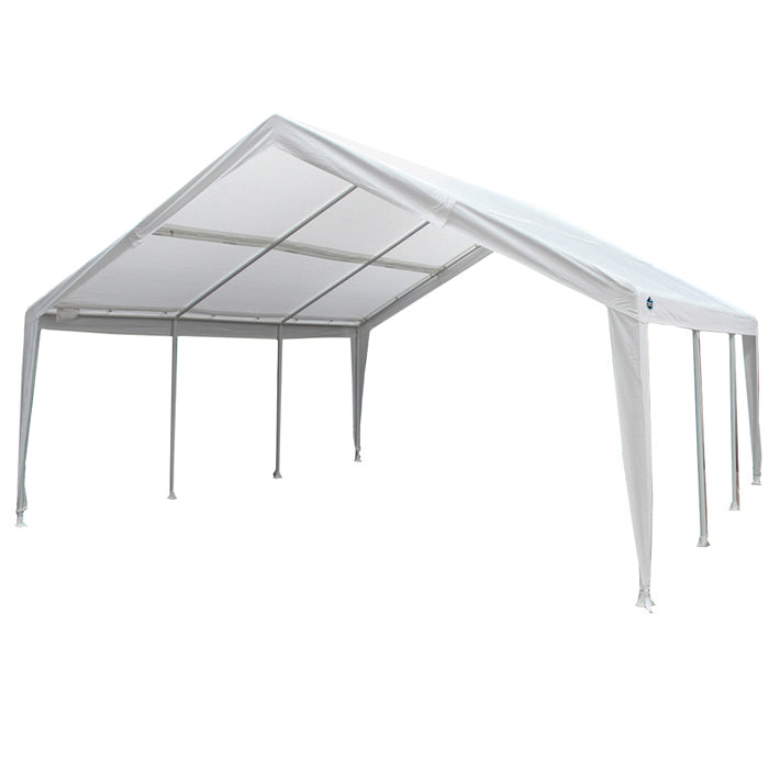 Expandable Canopy 12 ft X 20 ft With White Cover