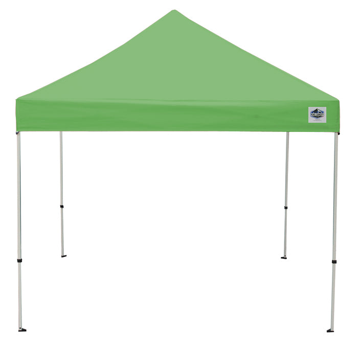 FESTIVAL 10X10 Instant Pop Up Tent w/ GREEN Cover