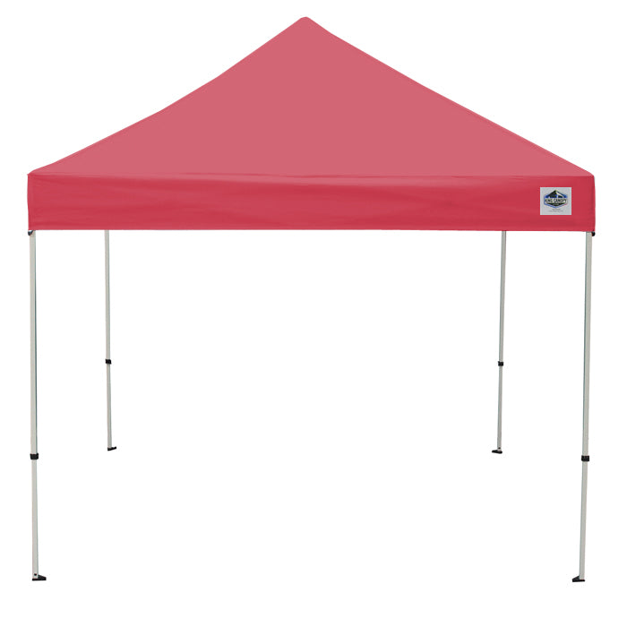 FESTIVAL 10X10 Instant Pop Up Tent w/ RED Cover