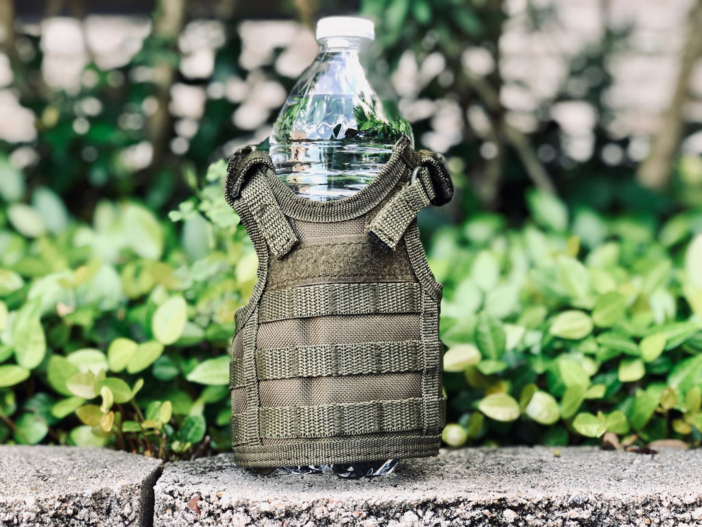 Mini Tactical Vest - Desert
