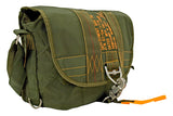 Parachute Messenger Bag - Olive