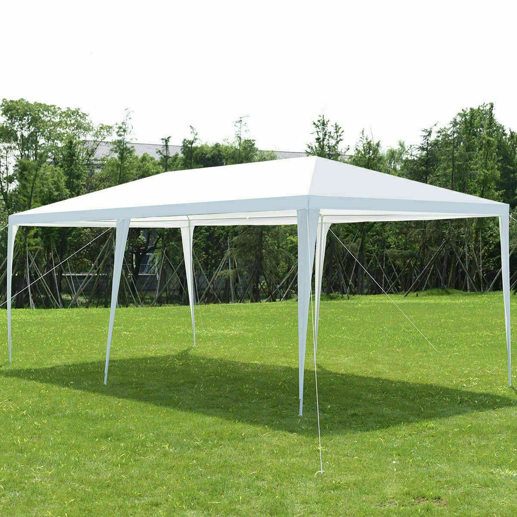 10' x 20' Canopy Tent Wedding Party Tent with Carry Bag