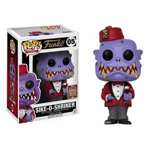 Funko POP! Funko - Sike O Shriner (2017 Summer Convention)