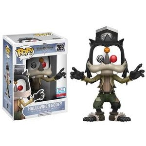 Funko POP! Kingdom Hearts: Halloween Goofy (NYCC/Shared)