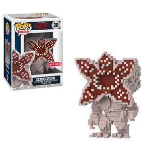 Funko POP! 8-Bit: Stranger Things - Demogorgon (Target)