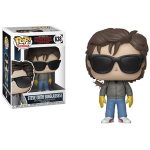 Funko POP! Television: Stranger Things - Steve w/ Sunglasses