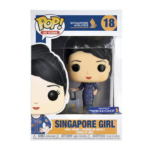 Funko POP! Ad Icons: Singapore Airlines - Singapore Girl (KrisShop Exclusive)