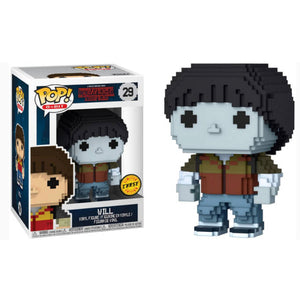 Funko POP! 8-Bit: Stranger Things - Will (Target)(CHASE)