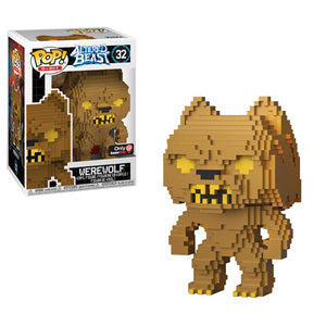 Funko POP! 8-BIT: Altered Beast - Werewolf (Game Stop)