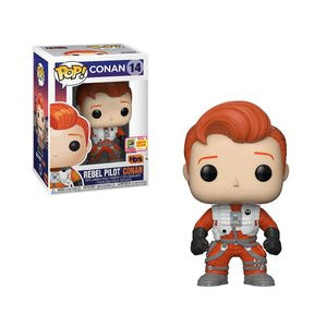Funko POP! Conan: Rebel Pilot Conan(No Sticker)