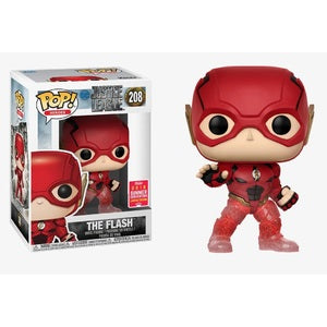Funko POP! Heroes: Justice League - The Flash (SDCC/Shared)