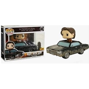 Funko POP Rides! Supernatural: Baby w/ Sam (Hot Topic)