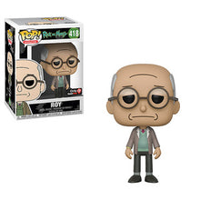 Load image into Gallery viewer, Funko POP! Animation: Rick And Morty - Roy (GameStop)(Damaged Box)