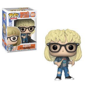 Funko POP! Movies: Waynes World - Garth