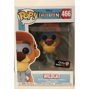 Funko POP! Disney Talespin: Wildcat (GameStop)
