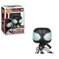 Funko POP! Marvel Spider-Man: Spider-Man Negative Suit (GameStop) (GiTD)
