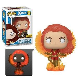 Funko POP! X-Men: Dark Phoenix (Hot Topic) (CHASE)
