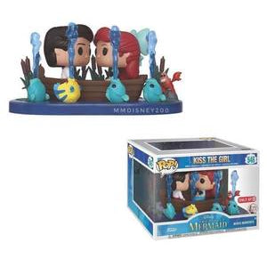 Funko POP! The Little Mermaid - Kiss The Girl (Target)