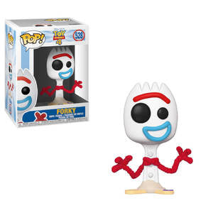 Funko POP! Toy Story 4: Forky