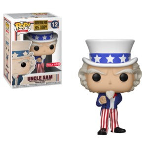 Funko POP! Icons: American History - Uncle Sam (Target)