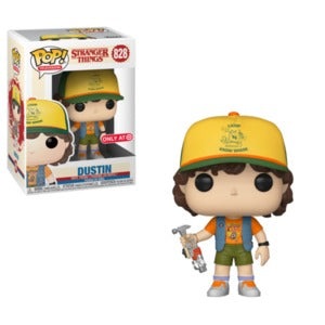 Funko POP! Television: Stranger Things - Dustin (Target)