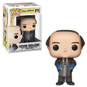Funko POP! Television: The Office - Kevin Malone [With Chilli]