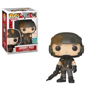 Funko POP! Movies: Starship Troopers - Johnny Rico