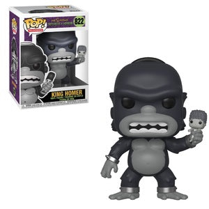 Funko POP! Television: The Simpsons Treehouse of Horror - King Homer