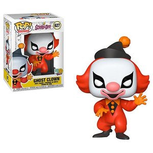 Funko POP! Animation: Scooby Doo - Ghost Clown