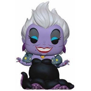 Funko POP! Disney: The Little Mermaid - Ursula w/ Eels