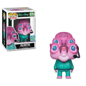 Funko POP! Animation: Rick and Morty - Glootie (2019 SDCC/Shared)