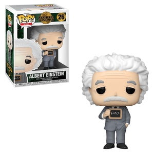 Funko POP! Icons: World History - Albert Einstein