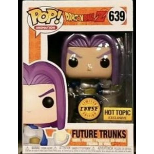 Funko POP! Dragonball Z: Future Trunks (Hot Topic)(CHASE)