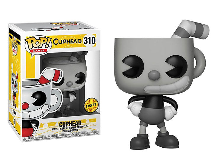 Funko POP! Games: Cuphead - Cuphead (CHASE)